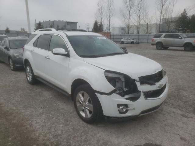 2011 Chevrolet Equinox LT en venta en Bowmanville, ON