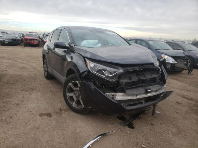Vehiculos salvage en venta de Copart Brighton, CO: 2019 Honda CR-V EX