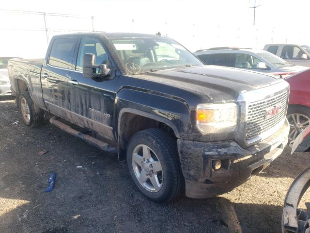 Salvage cars for sale from Copart Albuquerque, NM: 2015 GMC Sierra K25