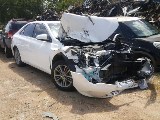 Salvage cars for sale from Copart Kapolei, HI: 2016 Toyota Camry LE