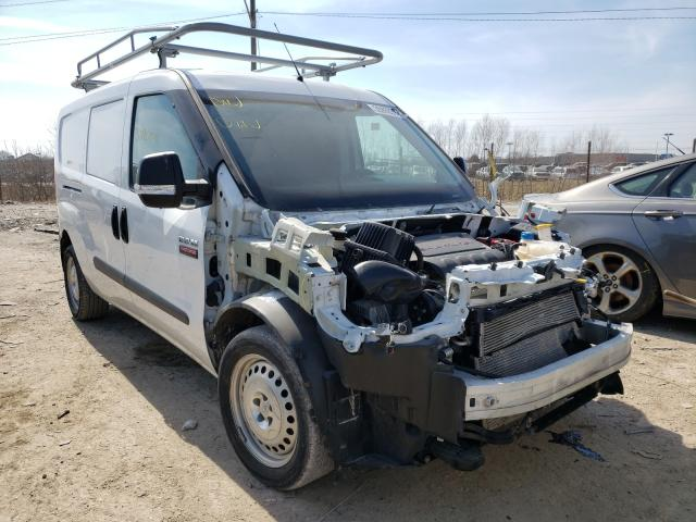 Salvage cars for sale from Copart Indianapolis, IN: 2019 Dodge RAM Promaster