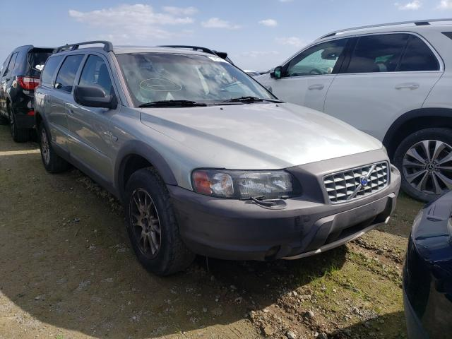 Salvage cars for sale from Copart Martinez, CA: 2004 Volvo XC70