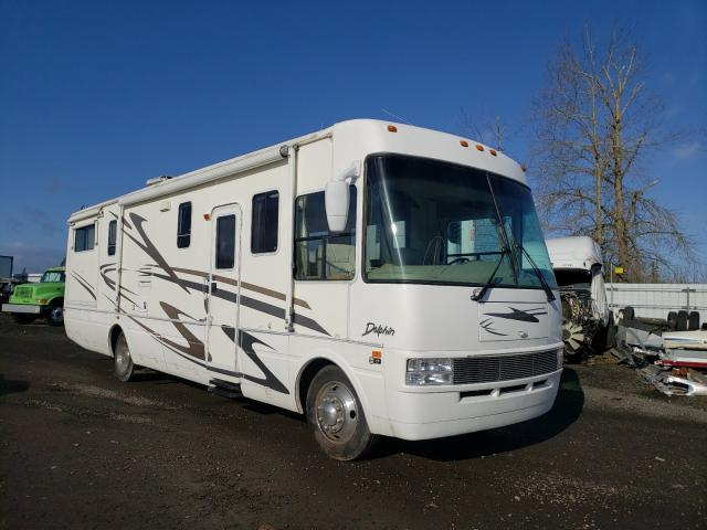 Nati salvage cars for sale: 2002 Nati Motorhome