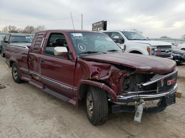 GMC Sierra salvage cars for sale: 1993 GMC Sierra