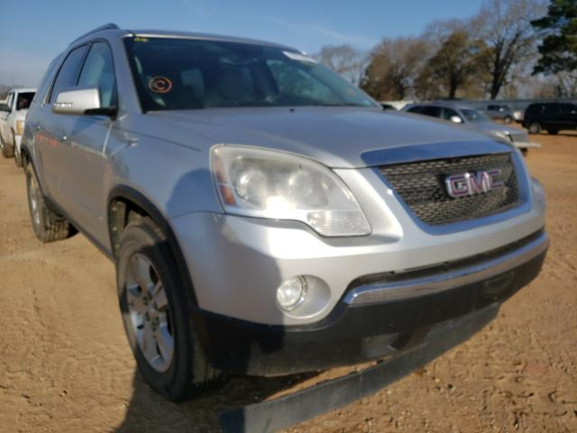Salvage cars for sale from Copart Longview, TX: 2009 GMC Acadia SLT