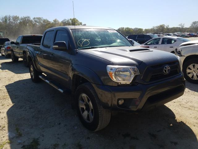 Salvage cars for sale from Copart Ocala, FL: 2014 Toyota Tacoma DOU