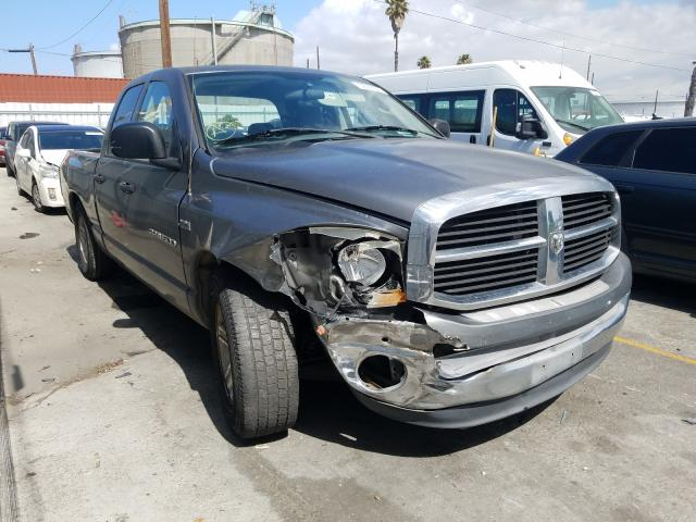 Salvage cars for sale from Copart Wilmington, CA: 2006 Dodge RAM 1500 S