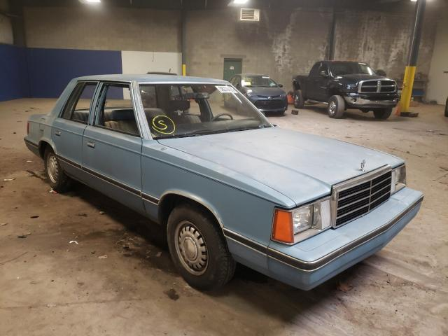 Plymouth salvage cars for sale: 1983 Plymouth Reliant