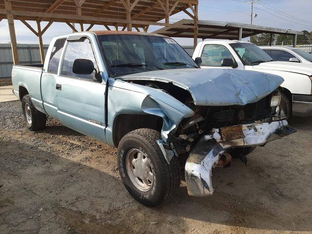 Salvage cars for sale from Copart Conway, AR: 1991 Chevrolet GMT-400 K2