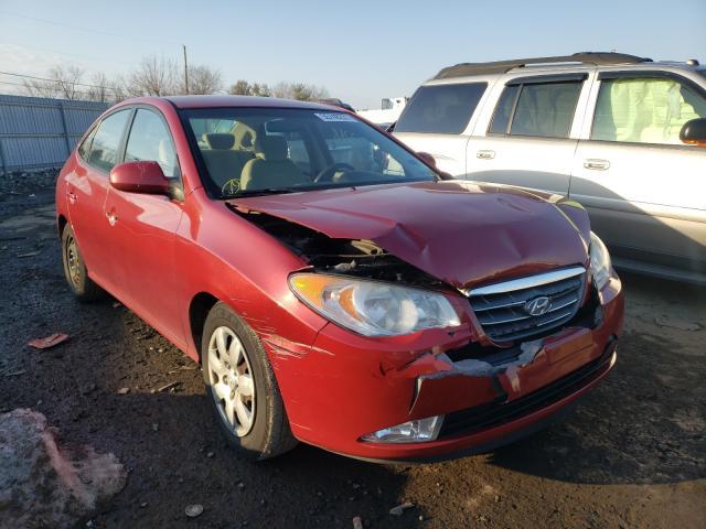 Vehiculos salvage en venta de Copart Pennsburg, PA: 2008 Hyundai Elantra