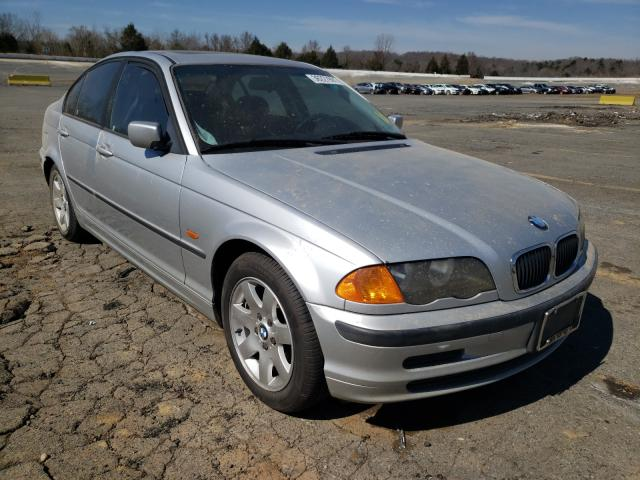 Salvage cars for sale from Copart Concord, NC: 2001 BMW 325 I