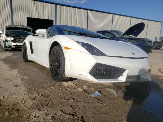 Lamborghini salvage cars for sale: 2010 Lamborghini Gallardo S