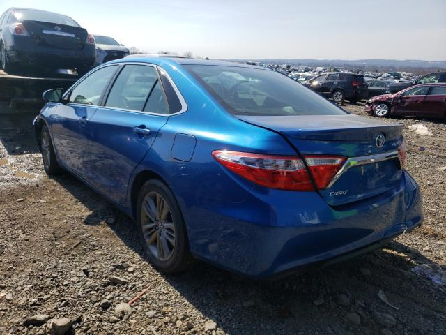 2017 TOYOTA CAMRY LE 4T1BF1FK8HU626580