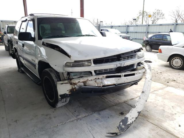Salvage cars for sale from Copart Homestead, FL: 2002 Chevrolet Tahoe C150