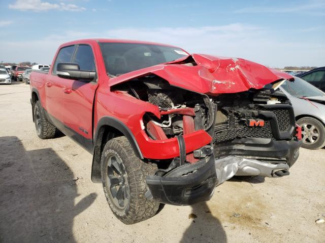 Salvage cars for sale from Copart Temple, TX: 2020 Dodge RAM 1500 Rebel