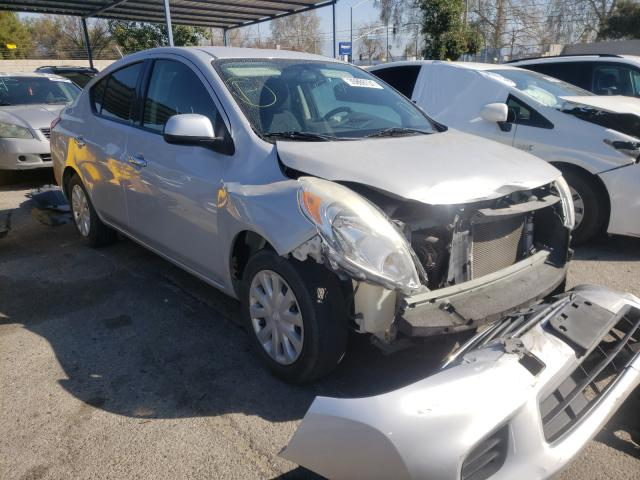 Salvage cars for sale from Copart Colton, CA: 2014 Nissan Versa S