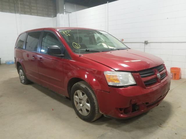 2009 Dodge Grand Caravan en venta en Blaine, MN