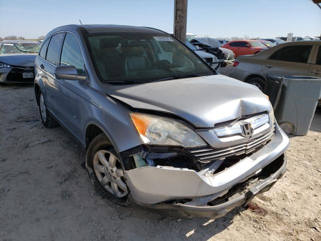 Salvage cars for sale from Copart Temple, TX: 2007 Honda CR-V EXL