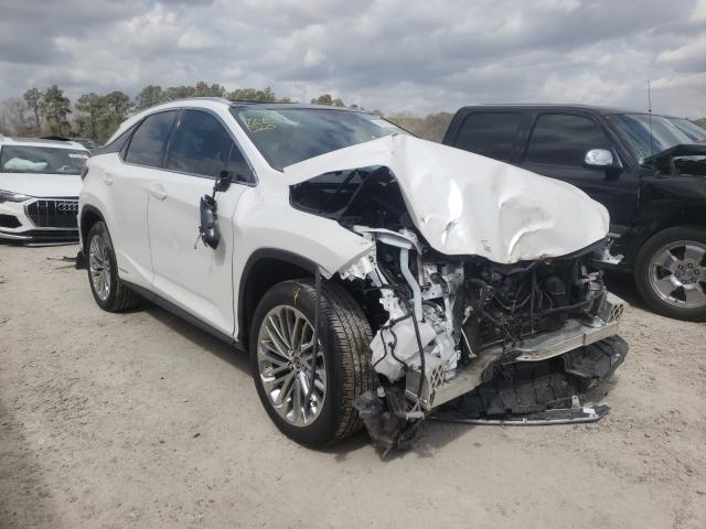 2021 Lexus RX 450H for sale in Houston, TX