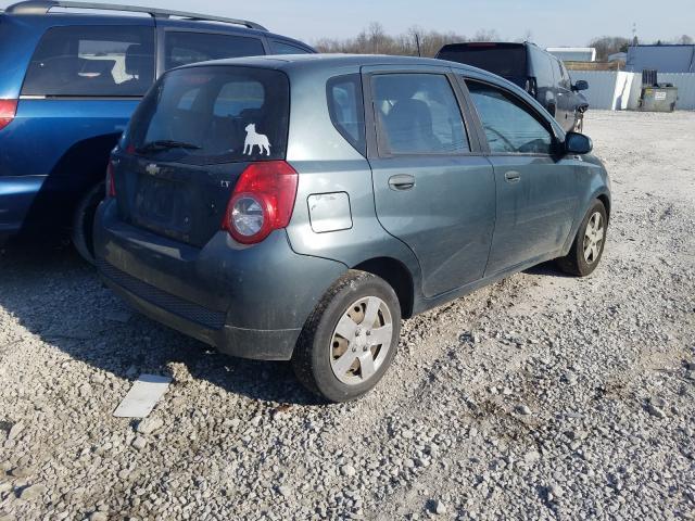 2010 Chevrolet AVEO | Vin: KL1TD6DE1AB103936