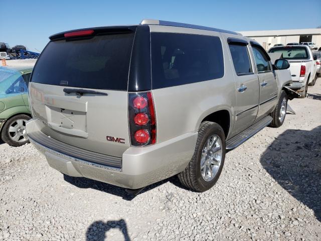 2014 GMC YUKON XL D - Right Rear View