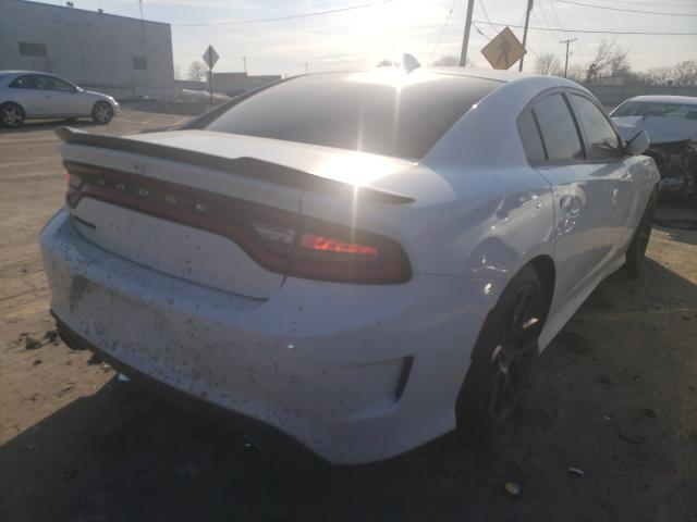 2016 DODGE CHARGER R/ - Right Rear View