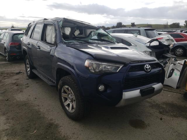 2016 Toyota 4runner SR for sale in Martinez, CA