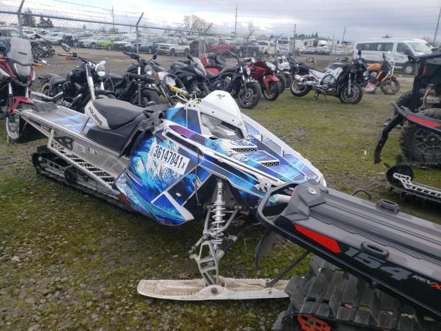 Salvage cars for sale from Copart Eugene, OR: 2014 Polaris 800RMK