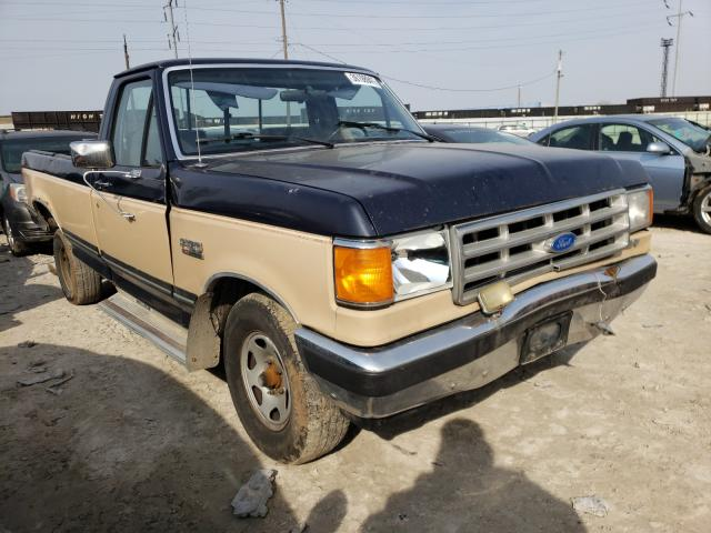 Salvage cars for sale from Copart Columbus, OH: 1988 Ford F150