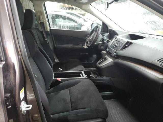 2012 HONDA CR-V EX 5J6RM4H51CL010231