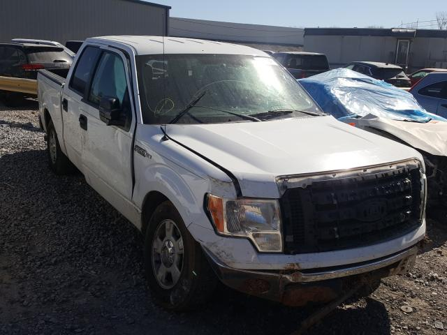 Salvage cars for sale from Copart Hueytown, AL: 2011 Ford F150 Super