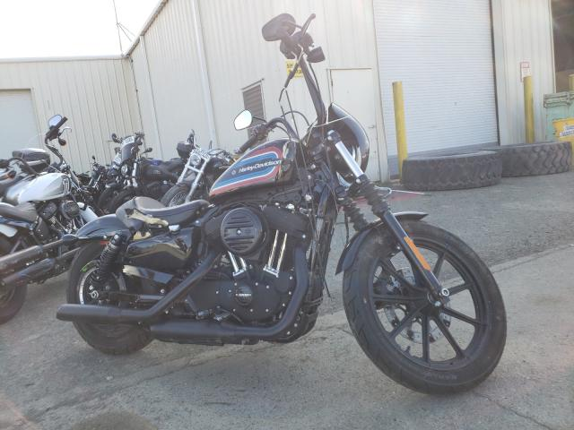 Harley-Davidson XL1200 NS salvage cars for sale: 2020 Harley-Davidson XL1200 NS
