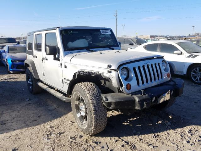Salvage cars for sale from Copart Indianapolis, IN: 2011 Jeep Wrangler U