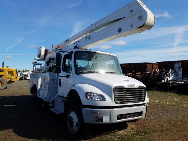 Freightliner M2 106 HEA salvage cars for sale: 2020 Freightliner M2 106 HEA
