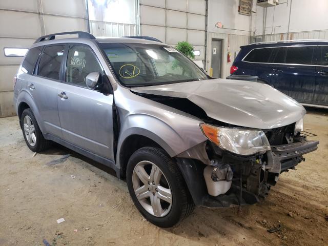 2010 Subaru FORESTER | Vin: JF2SH6CC8AG750573