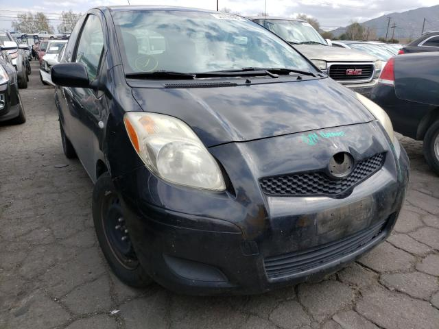 Salvage cars for sale from Copart Colton, CA: 2011 Toyota Yaris