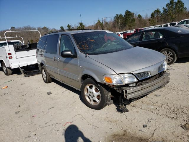 Oldsmobile Silhouette salvage cars for sale: 2004 Oldsmobile Silhouette