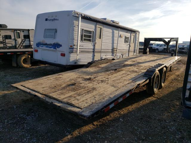 2013 H&H TRAILER - Right Rear View