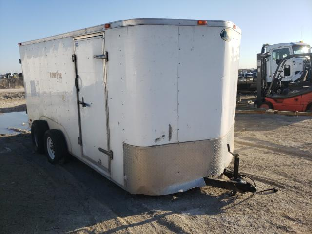 Cargo salvage cars for sale: 2011 Cargo Trailer