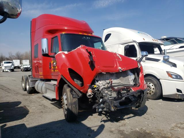International LT625 salvage cars for sale: 2021 International LT625