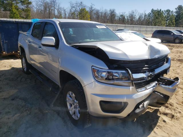 Salvage cars for sale from Copart Gaston, SC: 2018 Chevrolet Colorado L