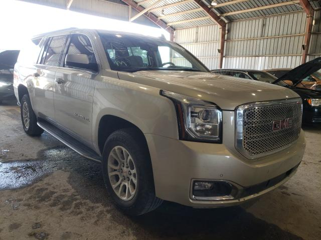 GMC salvage cars for sale: 2016 GMC Yukon XL C