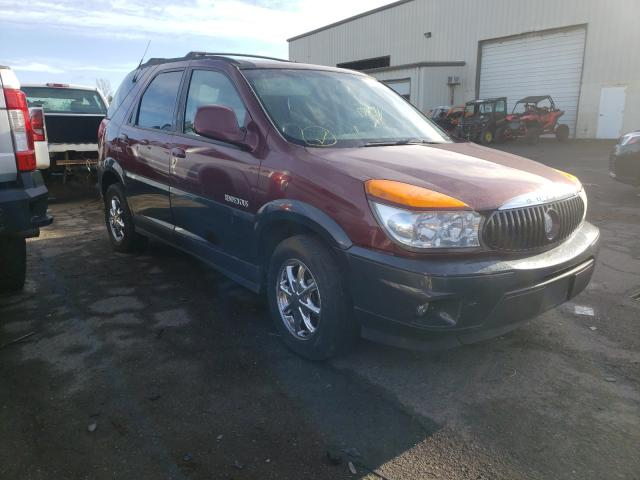 Buick Rendezvous salvage cars for sale: 2002 Buick Rendezvous
