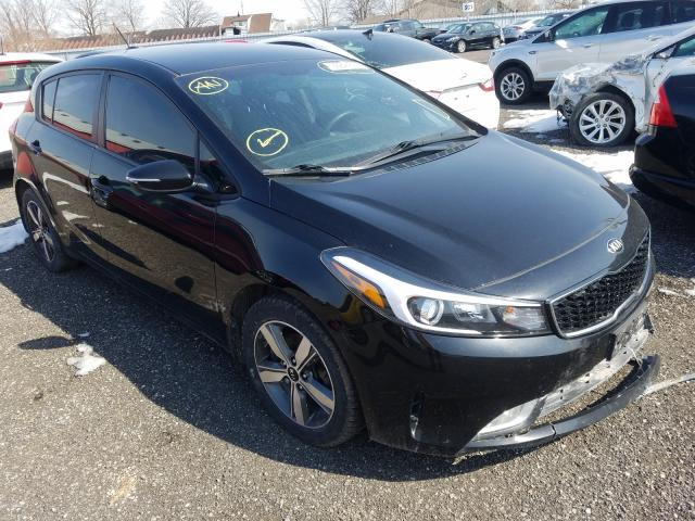 2018 KIA Forte LX en venta en London, ON