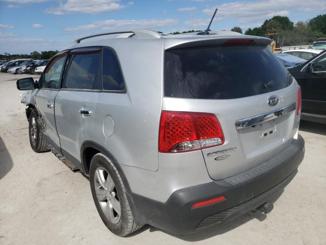 2012 KIA SORENTO EX 5XYKUDA23CG275932