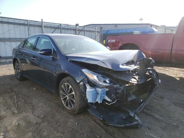 Salvage cars for sale from Copart Finksburg, MD: 2017 Toyota Avalon XLE