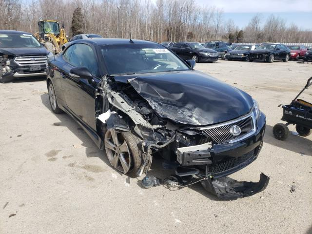 Salvage cars for sale from Copart Louisville, KY: 2013 Lexus IS 350