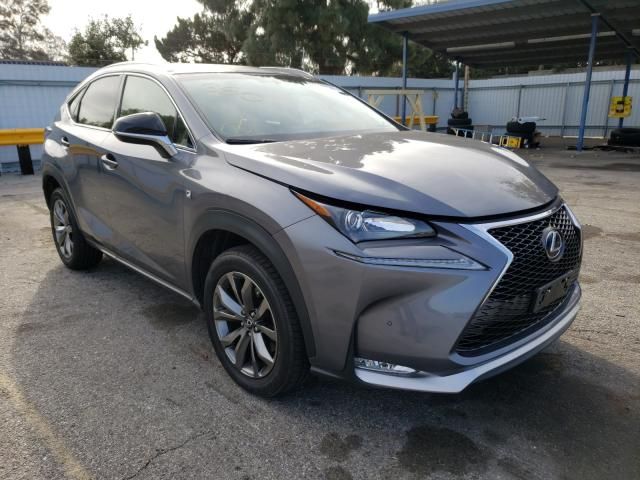 2016 Lexus NX 200T BA for sale in Van Nuys, CA