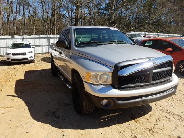 Salvage cars for sale from Copart Austell, GA: 2004 Dodge RAM 1500 S