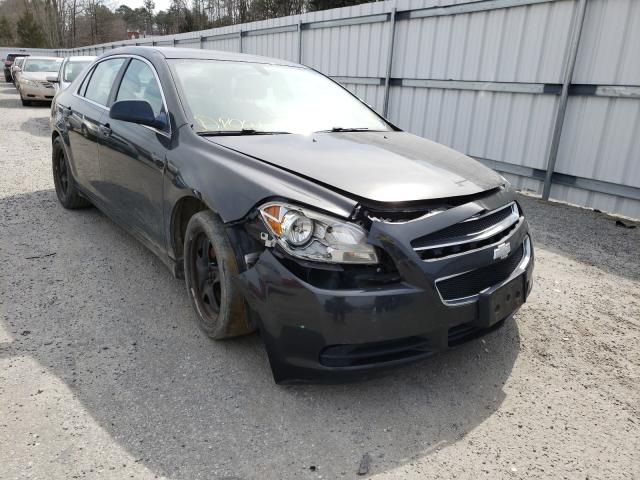 Salvage cars for sale from Copart Fredericksburg, VA: 2011 Chevrolet Malibu LS